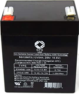 12V 5Ah HP R3000 XR UPS Replacement Battery SPS Brand (1 Pack)