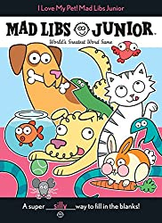 Mad Libs Junior cover
