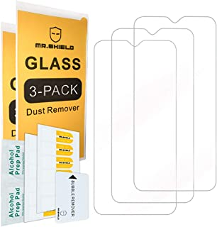 [3-PACK]- Mr.Shield For Samsung Galaxy A10S [Tempered Glass] Screen Protector [Japan Glass With 9H Hardness] with Lifetime...