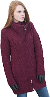 Best women's aran sweater Reviews