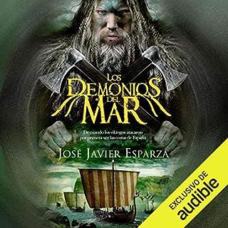Los demonios del mar [The Demons of the Sea] cover art