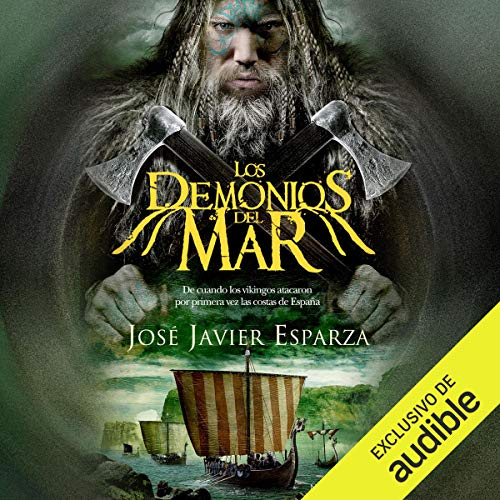 Couverture de Los demonios del mar [The Demons of the Sea]