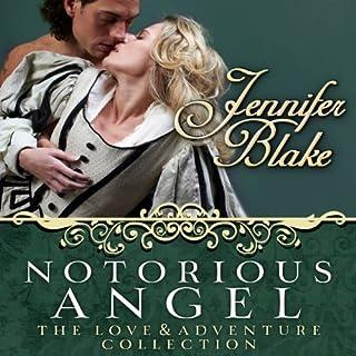 Notorious Angel audiobook cover art