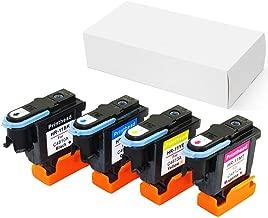 Teng® - Cabezal de impresión reacondicionado HP 11 C4813A Compatible con HP Business Inkjet 2200 2250 2280 2600 2800 HP Designjet 110 NR 10PS 20PS 50PS 500 800