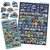 Paper Projects- Thomas and Friends Mega Paquete de calcomanías (01.70.22.026)