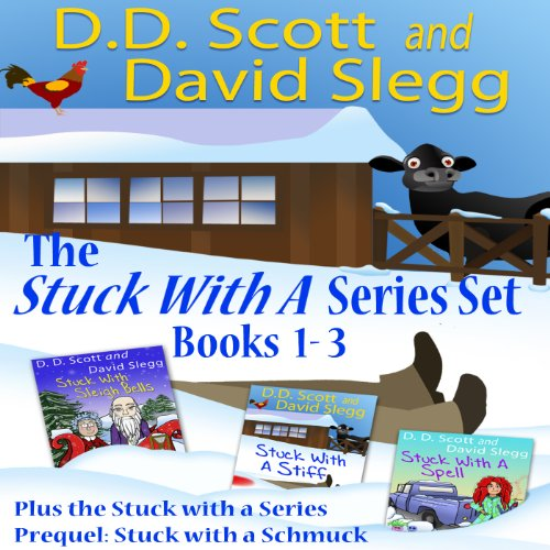 The Stuck with a Series Boxed Set #1 audiobook cover art