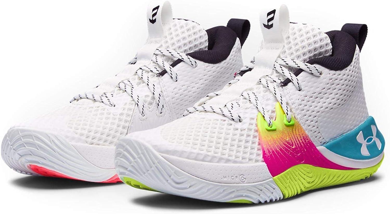 Under Armour Men's Embiid 1 Basketball Shoe