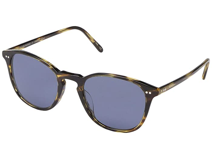 Oliver Peoples Forman L.A (Cocobolo) Fashion Sunglasses
