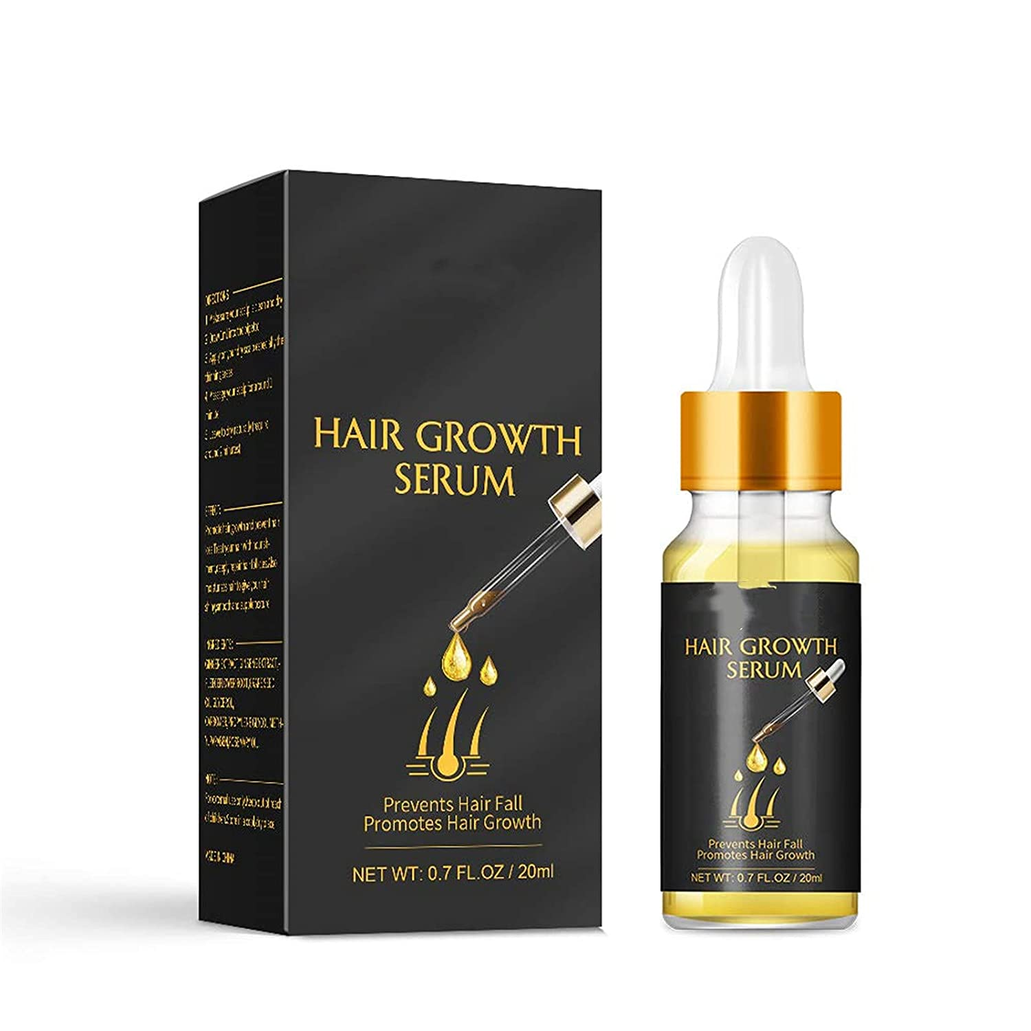 PLMIONGG Biotin Thickening Herbal Serum Growth Extr Hair 70% Max 71% OFF OFF Outlet
