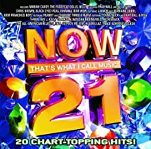 NOW That's What I Call Music Vol. 21