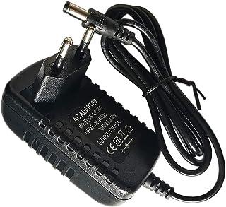 Eulan Adaptateur de courant transformateur 12 V 2 A 24 W DC Alimentation pour bandes LED Source d'alimentation 12 V