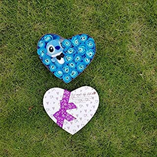 Best stitch plush heart box Reviews