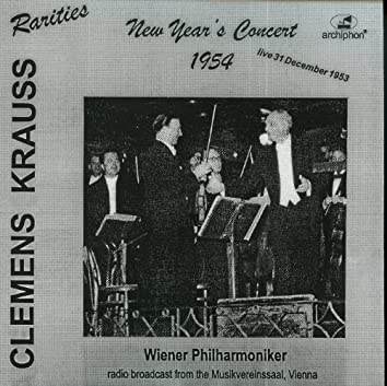 New Year's Concert 1954