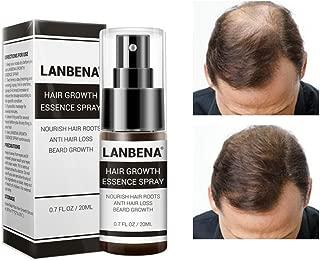 Powerful Hair Growth Essence Spray Nourishing Hair Roots Hair Loss Treatment Hair Care 20ml