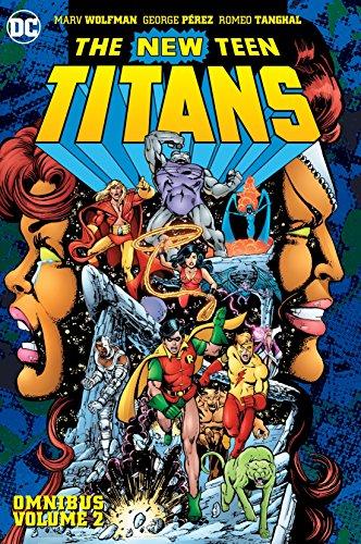 New Teen Titans Omnibus Vol. 2. (New Edition)