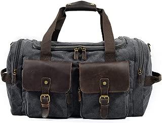 Mens Bag Handbag For Leisure, Wear-resistant, Single Shoulder And Cross Luggage Bag Canvas Large Capacity Travel Bag High capacity
