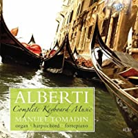 Alberti: Complete Keyboard Music by Manuel Tomadin