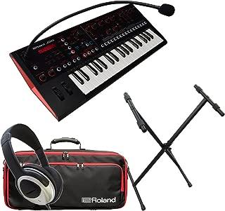 Roland シンセサイザー JD-Xi (純正ソフトケース/標準X型スタンド/ヘッドフォン付きセット)