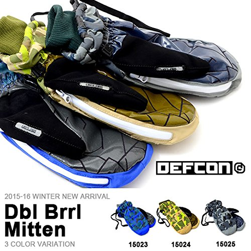 DEFCON(デフコン)『DBLBRRLMITTEN』