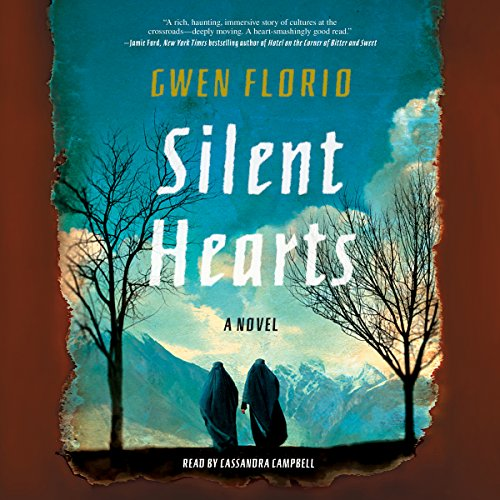 Silent Hearts audiobook cover art