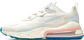 Nike Air Max 270 React [AO4971-100] Men Casual Shoes White/Ghost Aqua-Phantom/US 8.0