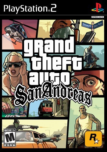 grand theft auto san andreas ps2 - 9