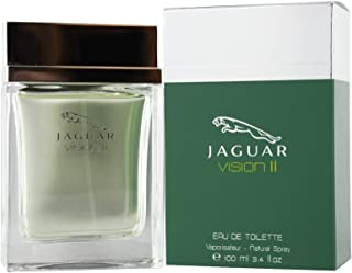 Vision 2 by Jaguar for Men - eau de Toilette, 100 ml