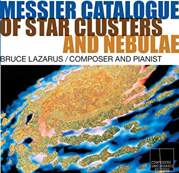 Musical Explorations of Messier Star Clusters and Nebulae