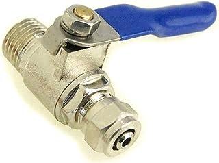 Manyo Grifo bol/ígrafo Conector para purificador de Agua Kits de Herramienta DE 1//2/BSP to 1//4 Tubo Accesorios para purificador de Agua