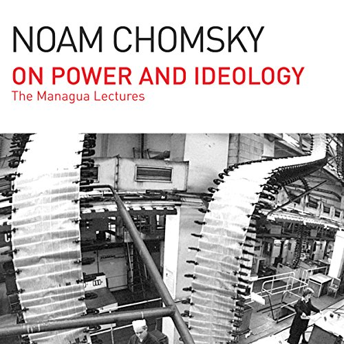 On Power and Ideology audiobook cover art
