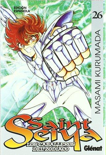 Saint Seiya 26: Los Caballeros del Zodíaco (Shonen Manga)