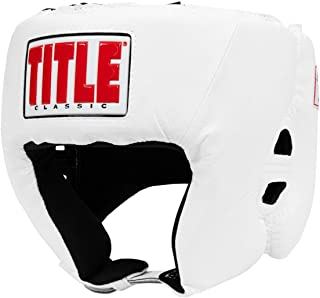 Title Boxing Classic USA Boxing Competition Headgear (Open Face)