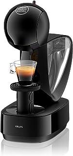 Krups Dolce Gusto Infinissima KP1708 - Cafetera de cápsulas, 15 bares de presión, color negro