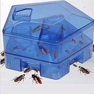 Modenny Herramienta de Control de plagas Caja de Asesinos Cebo de la casa Insectos Trampas de Insectos Colector Cucaracha Hormiga Cama Insecto Pulgas Termitas Moscas