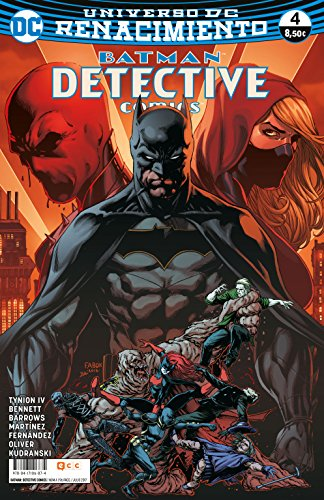 BATMAN: DETECTIVE CÓMICS 4