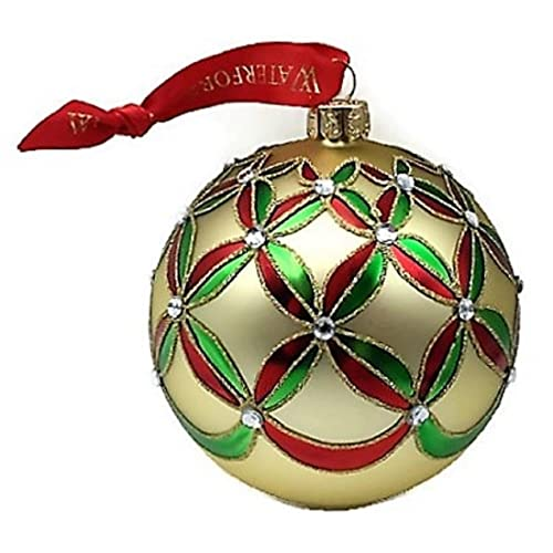 Waterford Christmas Ornaments.Waterford Holiday Heirlooms Amazon Com