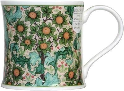 DUNOON ダヌーン マグカップ イギリス製 容量0.3Lタイプ WILLIAM MORRIS Orchard 果汁園