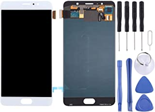 SHUHAN LCD Screen Phone Repair Part For Meizu Pro 6 Plus LCD Screen and Digitizer Full Assembly Mobile Phone Accessory