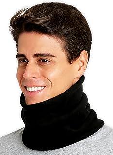 Neck Warmer - Winter Fleece Neck Gaiter & Ski Tube Scarf for Men & Women - Cold Weather Face Cover, Mask & Shield for Runn...
