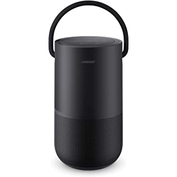 Bose Portable Smart Speaker — with Alexa Voice Control Built-In, Black
