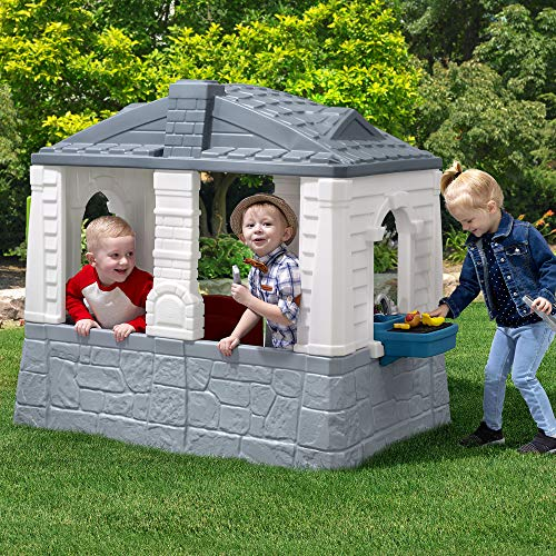 Step2 Lively Living Playhouse | Kids Outdoor Playhouse