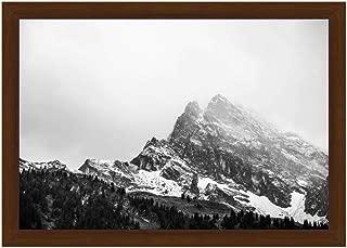 Frame It Easy 22 x 15 Russet Wood Frame (Derby)