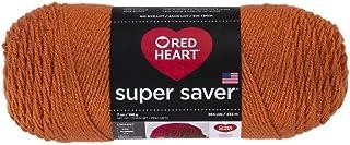 Red Heart Super Saver Economy Yarn, Carrot