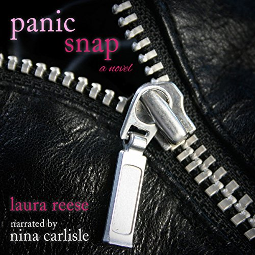 Panic Snap audiobook cover art
