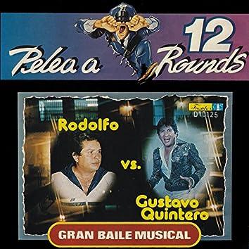 Rodolfo Aicardi vs Gustavo Quintero - Pelea a 12 Rounds