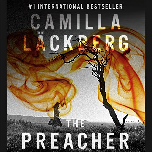 The Preacher audiobook cover art