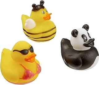 """Rhode Island Novelty 2"""" Rubber Duck Assortment (100 Piece)"""