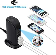 dock charger wifi cam