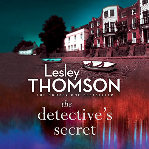 The Detective's Secret audiobook cover art