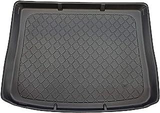 VW TIGUAN dal 4//2016 con ruota di scorta! Premium Antiscivolo In Gomma Tappetino Vasca F